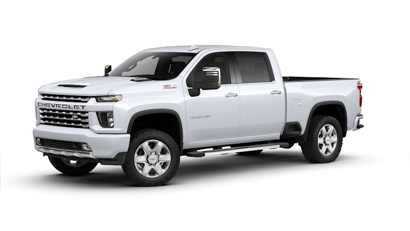 2021 Chevrolet Silverado HD adds more towing capacity and tech
