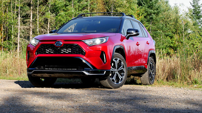 2021 Toyota RAV4 Review | Variety for the masses