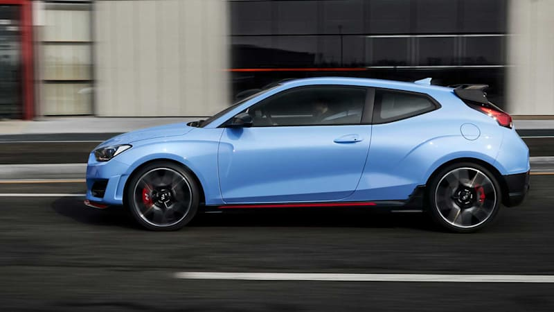 2021 Hyundai Veloster N base price goes way up, is still a bargain