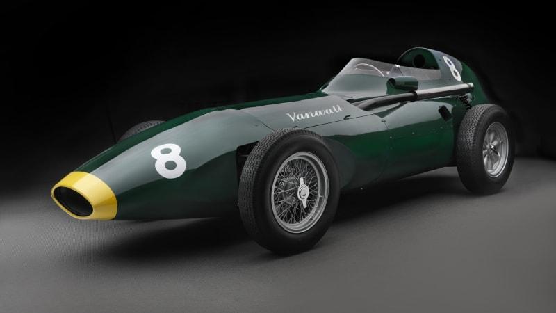 England's Vanwall will build six replicas of its 1958 Grand Prix-winning F1 car