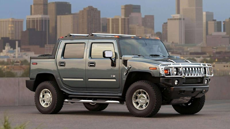 Weirdo short-lived SUVs and trucks from the 2000s