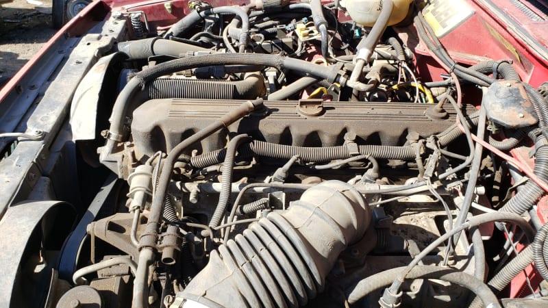 Junkyard Gem: 1990 Jeep Cherokee Laredo