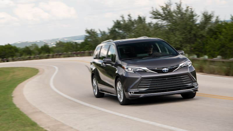 2021 Toyota Sienna First Drive | Functional efficiency with style