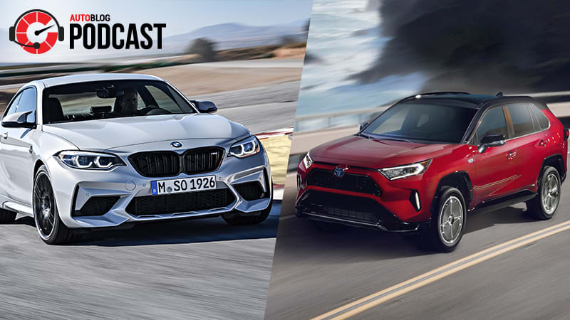 Driving the BMW M2 Competition, Honda Odyssey and Toyota RAV4 Prime | Autoblog Podcast #651