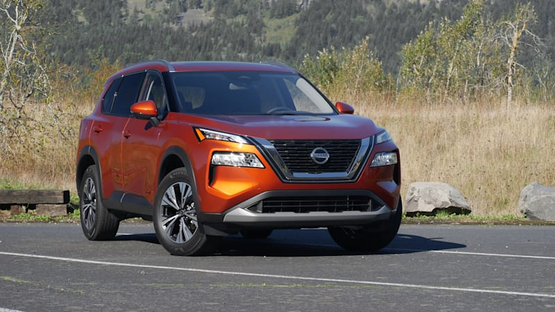 Nissan thinks its new Rogue is so good it's putting RAV4s in dealers to prove it