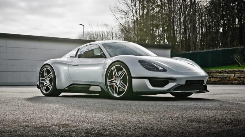 photo of Porsche prototypes keep coming: 904 Living Legend, 911 Safari, 2-door Macan and more image