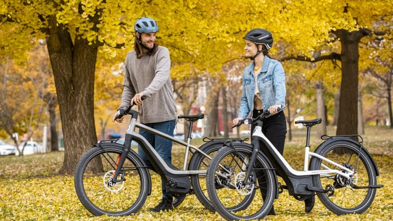 Harley-Davidson details and prices for Serial 1 electric bicycles
