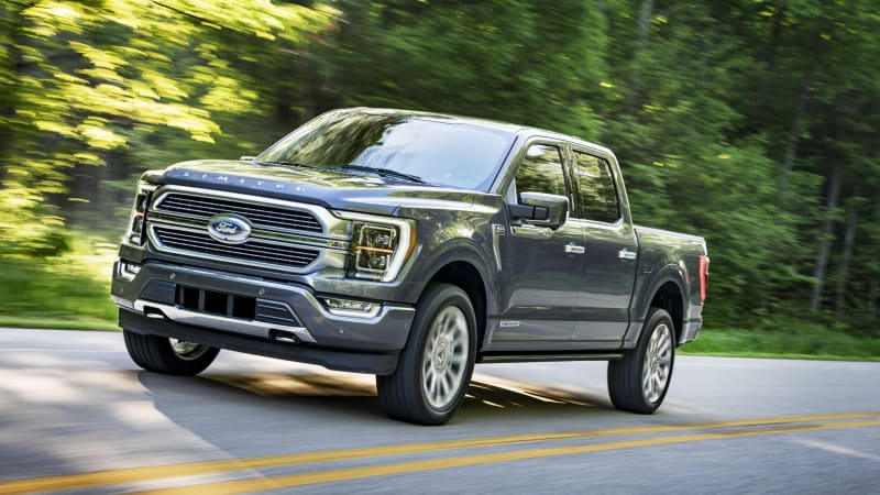 2021 Ford F-150 First Drive Review | The PowerBoost hybrid is peak pickup