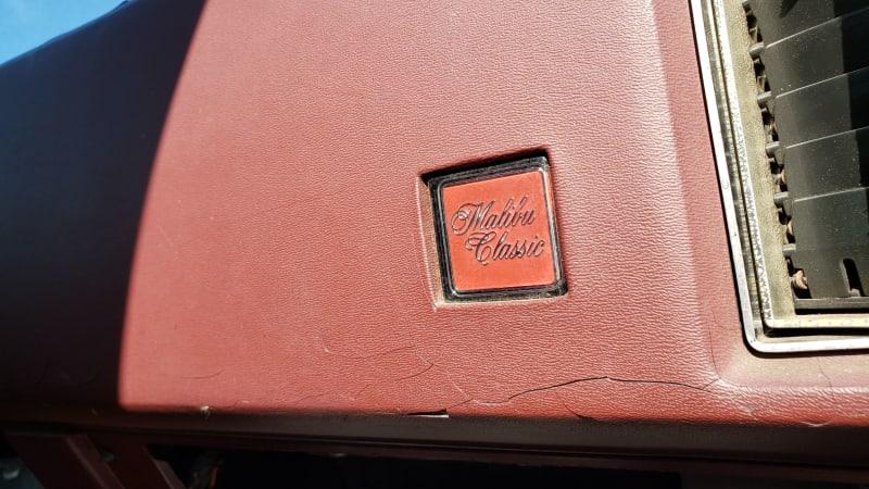 59 1976 Chevrolet Malibu Classic in Colorado Junkyard photo by Murilee Martin
