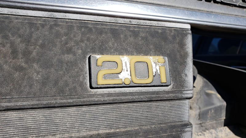 30 1985 Mazda 626 in Colorado Junkyard photo by Murilee Martin