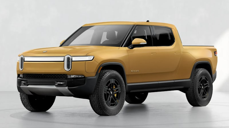 Rivian, with Amazon and Ford already in its corner, plans huge stock IPO