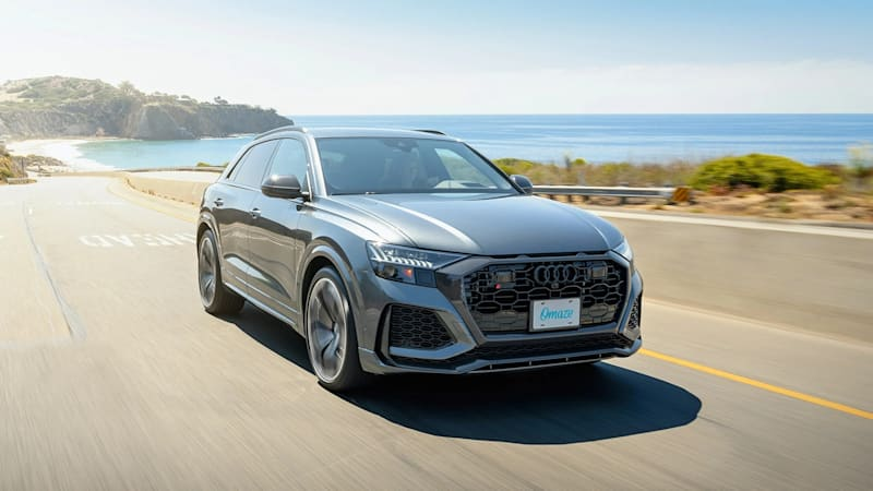 This 2020 Audi RS Q8 is all luxury and performance, and you could win it