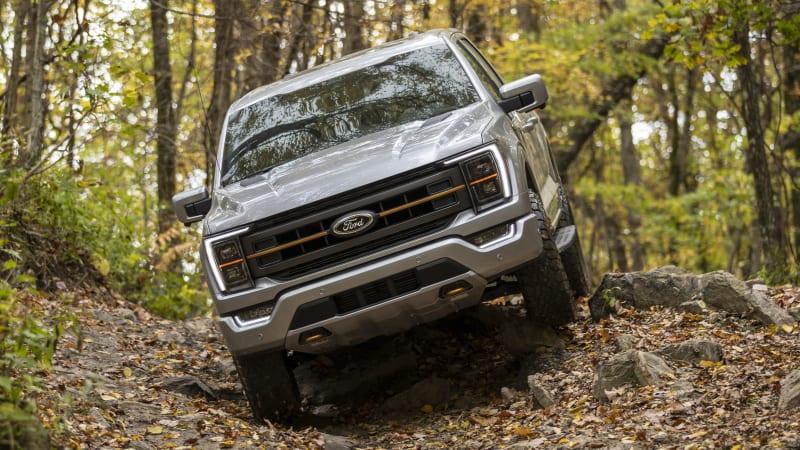 2021 Ford F-150 Tremor revealed | Autoblog