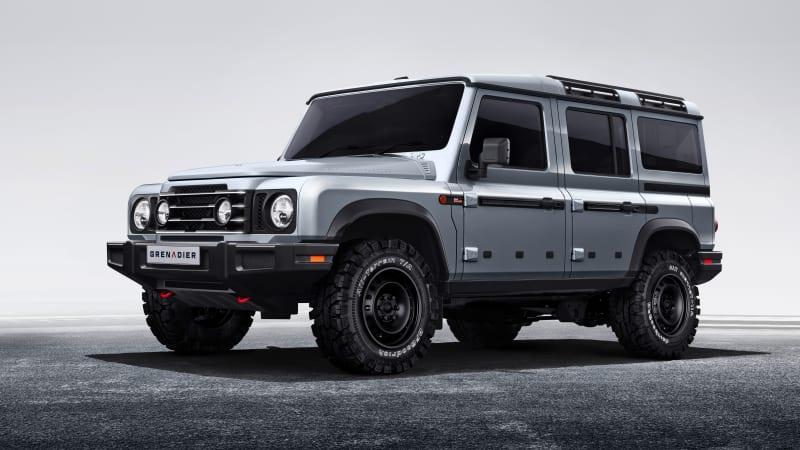 Ineos Grenadier будет построен на бывшем заводе Daimler во Франции, а не в Уэльсе.