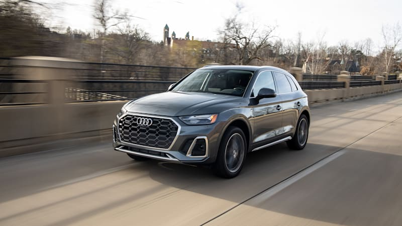 photo of 2021 Audi Q5 First Drive | Mid-cycle retrofit image