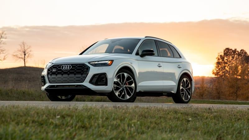 2021 Audi Q5 Review   A best-seller gets an update