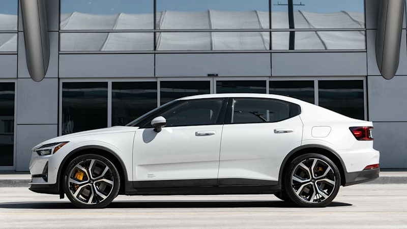 Omaze is giving away a Polestar 2 and $20,000 in cash