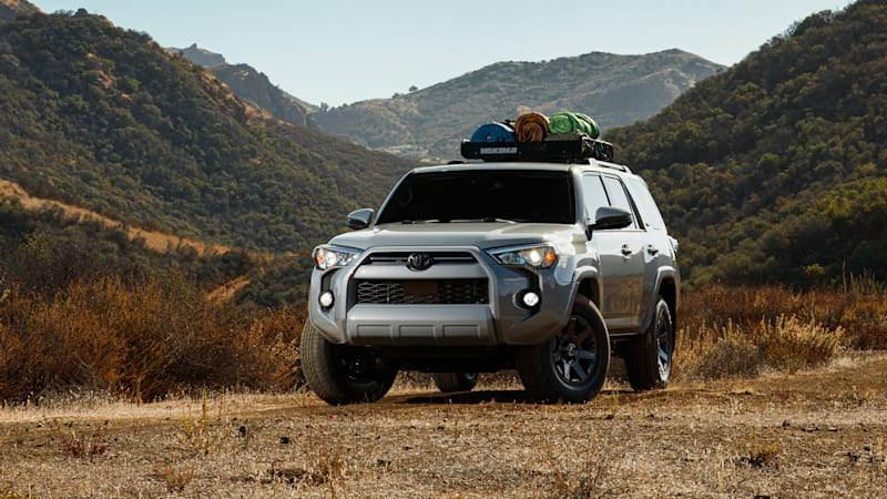 2021 Toyota 4Runner Review | A living legend fends off Father Time