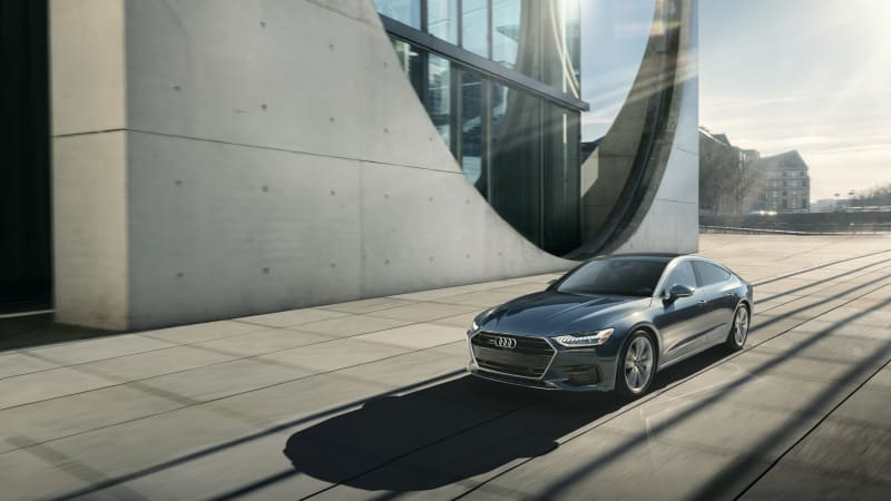 2021 Audi A7 gets nod for IIHS Top Safety Pick+