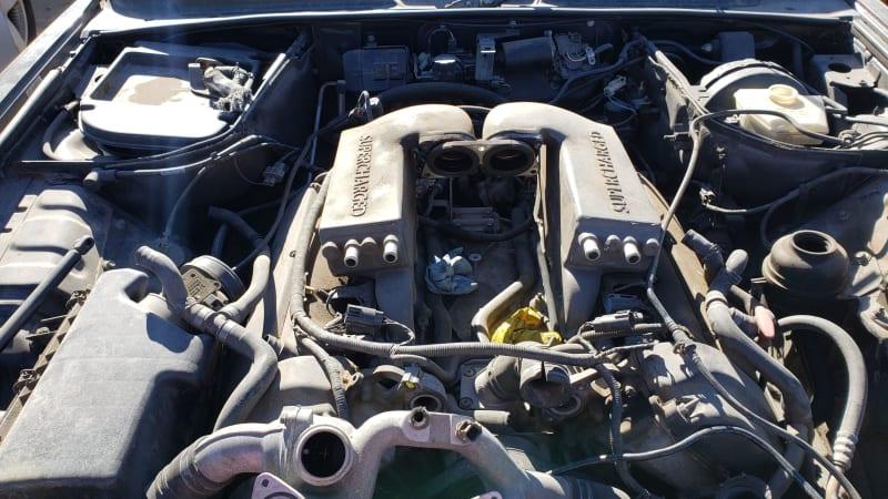 Junkyard Gem: 2002 Jaguar XJR