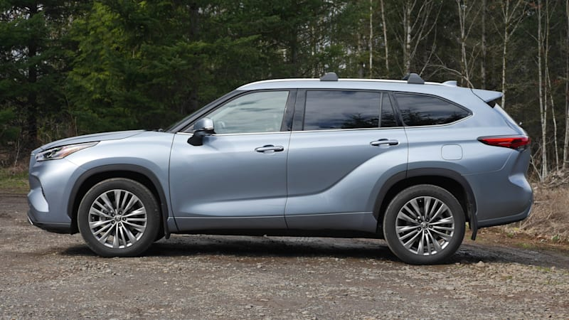 Toyota Grand Highlander could be on the way as bigger three-row crossover
