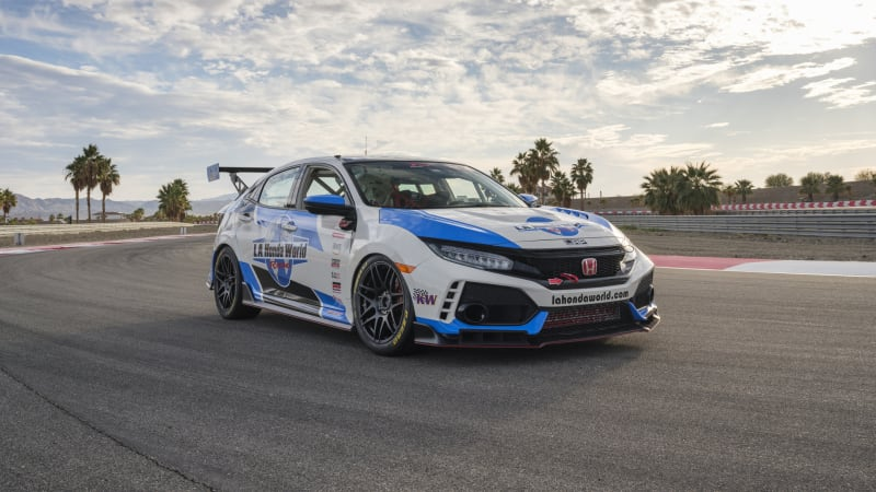Honda Civic Type R TC Track Drive | The ultimate ultimate Civic