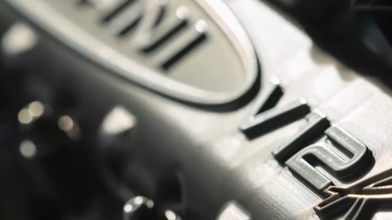 Анонсирован безнаддувный V12 Pagani Huayra R 2021 года