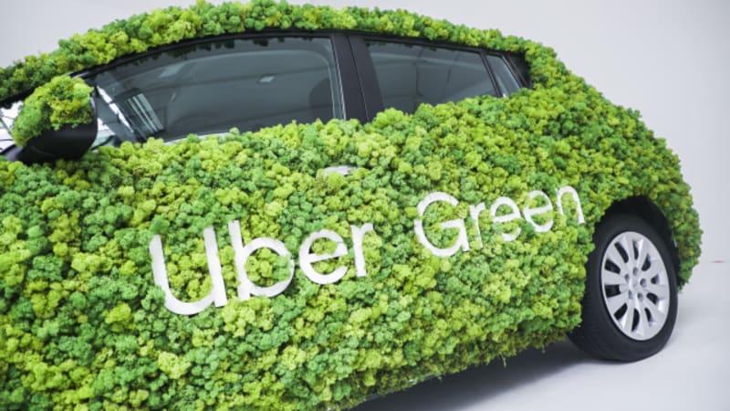 Сервис поездок на электромобилях Uber появился еще в 1400 городах Северной Америки