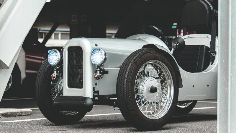 Blaze EV Classic — это районный электромобиль в стиле ретро.