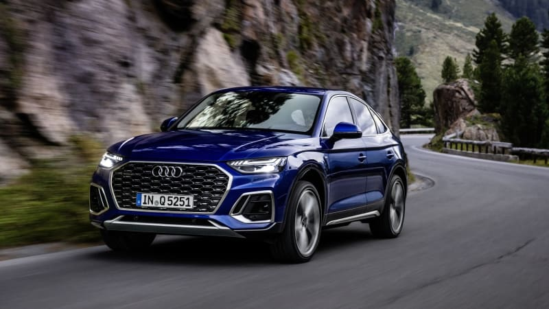 Audi adds navigation-on-demand capability to four 2021 models