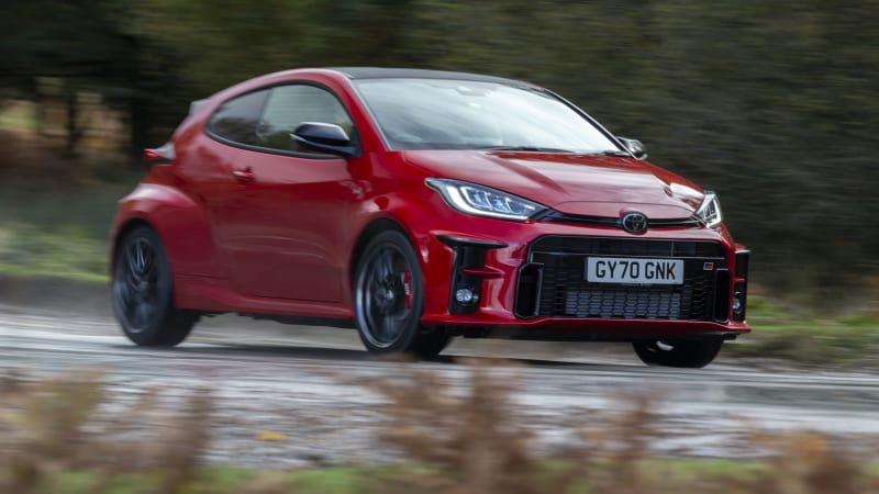 2023 Toyota GR Corolla hot hatch could land with 260 hp and all-wheel drive