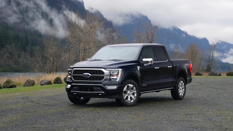2021 Ford F-150 Review | Newer than it looks, better than expected