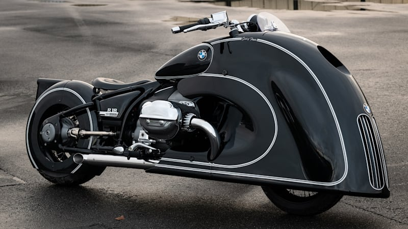 Представлен BMW Spirit of Passion от Kingston Custom на базе R18