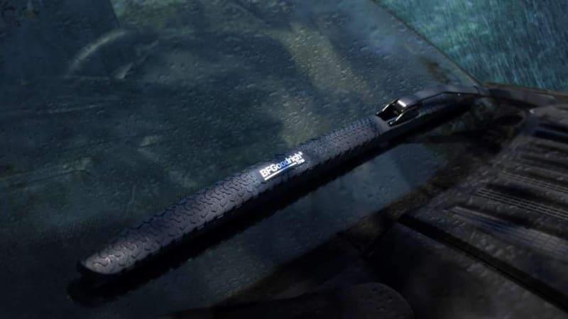 BF Goodrich представляет новые щетки стеклоочистителя для бездорожья