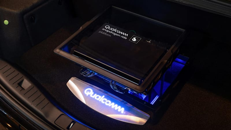 Qualcomm will provide 'cockpit chips' for GM's future cars