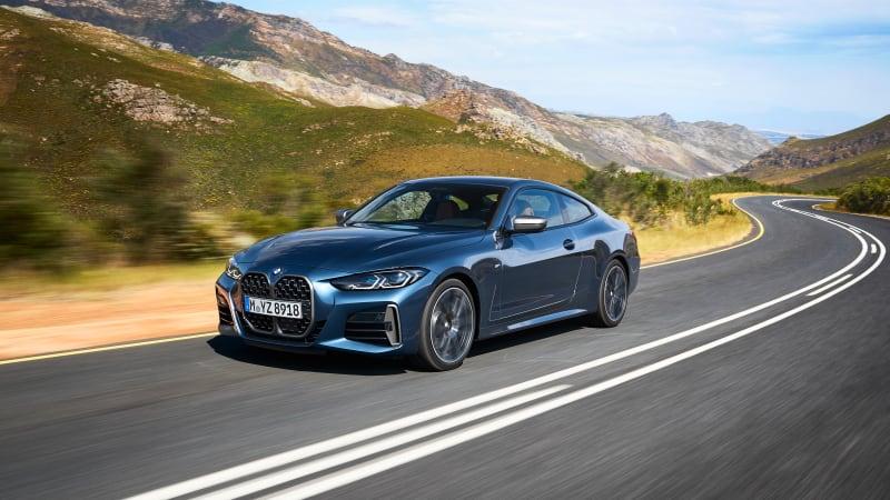 BMW 3 серии и 4 серии с дополнительной карбоновой крышей