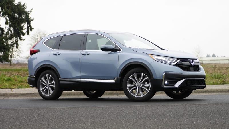 2021 Honda CR-V Review | The objective baseline