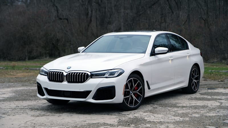 2021 BMW 540i First Drive   It has grown up, accept it