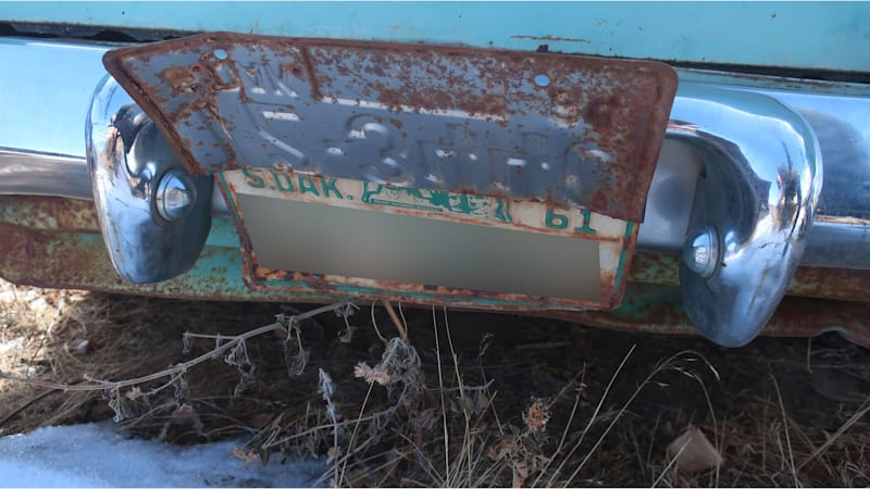 Жемчужина свалки: универсал Studebaker Commander Conestoga 1955 года выпуска