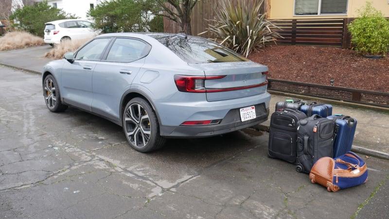 2021 Polestar 2 Luggage Test | Bringing the notchback back