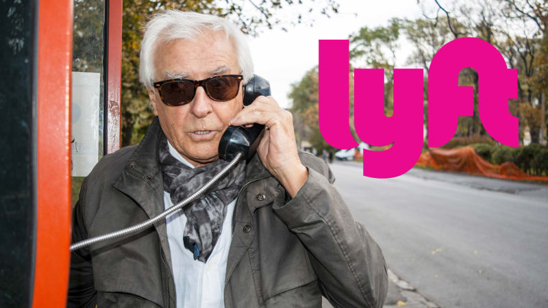 Lyft joins the 20th century with innovative embrace of the telephone