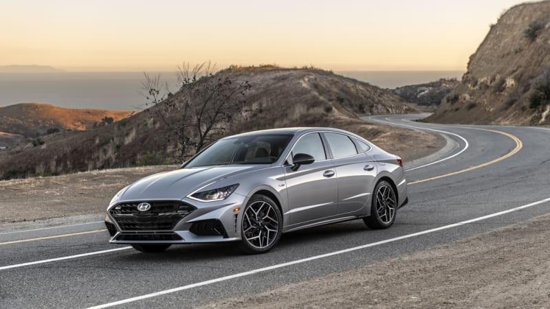 Обзор первого привода Hyundai Sonata N Line 2021 года    Прагматизм встречает производительность