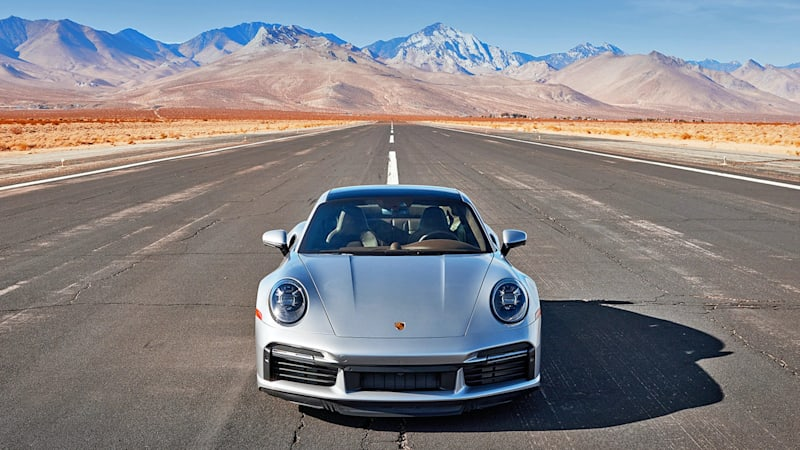 The 2021 Porsche 911 Turbo S is the quickest 911 ever made and you can win one for free