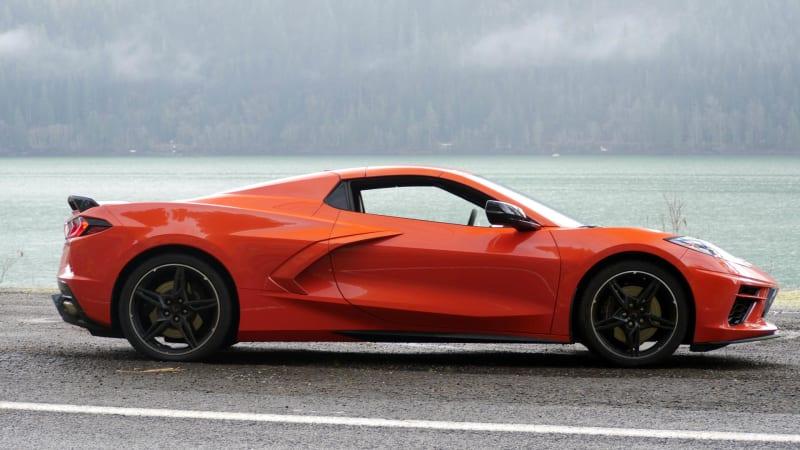 2022 Chevrolet Corvette Rückblick | Immer noch strahlend hell€