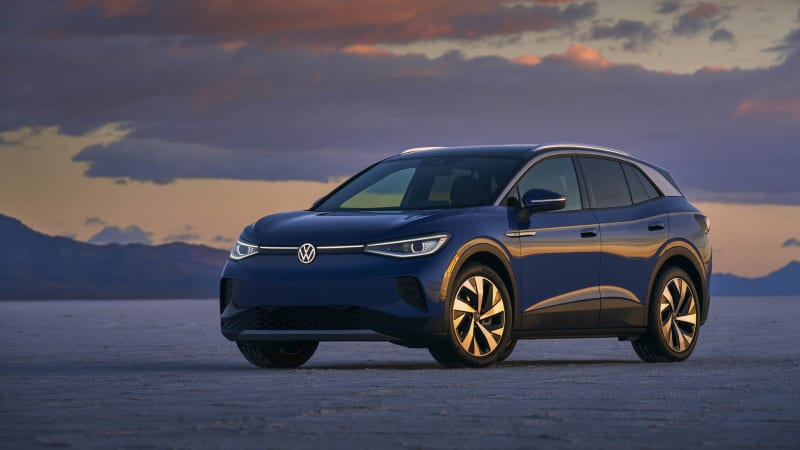 2021 Volkswagen ID.4 Review | It's not actually called Voltswagen
