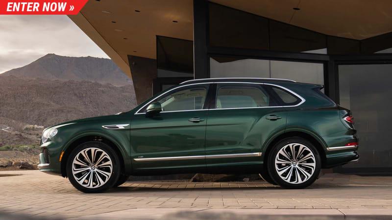 Bentley Enter Now