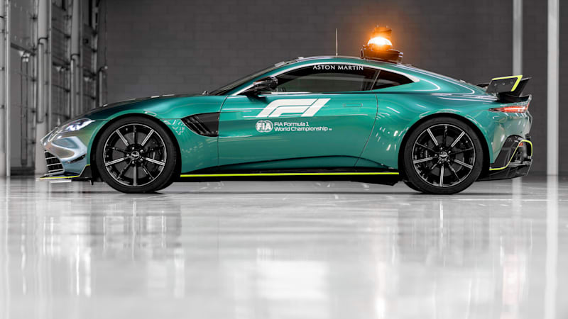 Aston Martin Previews A Bespoilered Vantage Could It Be A New Amr Autoblog