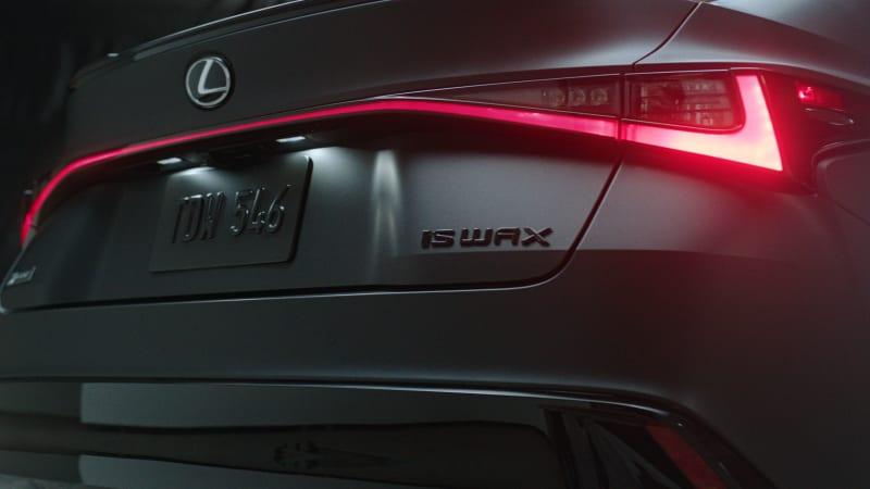 LexusIS Wax 02