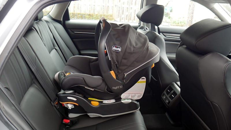 2021 Honda Accord Hybrid Interior infant seat middle