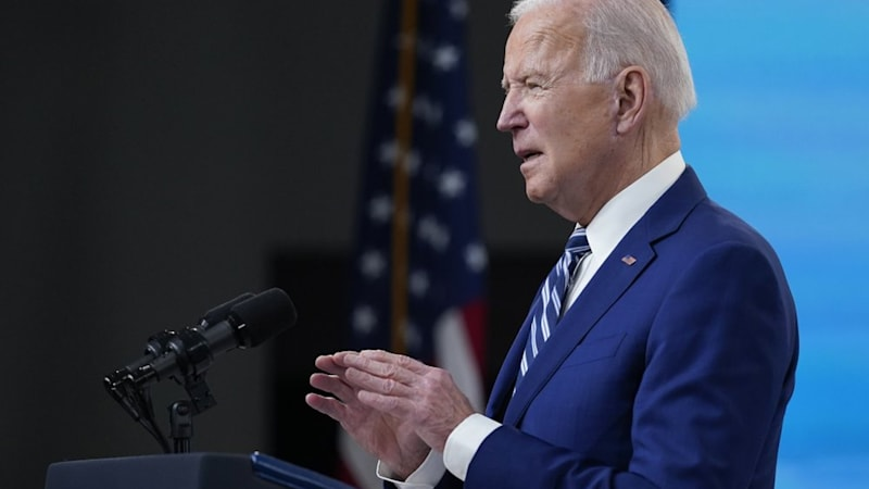 Biden to explain funding and strategy for fixing crumbling infrastructure Wednesday